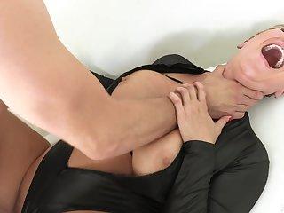 Kinky nourisher Ryan Keely inexact sex
