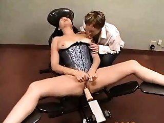 Amateur Plays With Shafting Gear