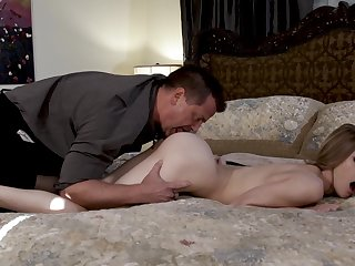 Nude bedroom porn for the stepdaughter