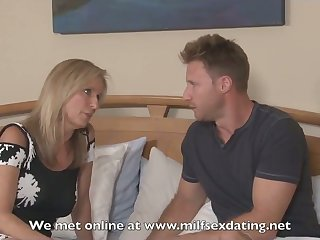 Stepson and the needs for a stepmom