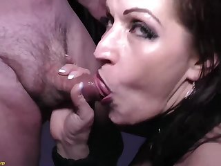 Crazy german MILF tries her artful extreme rough double anal on tap our newsletter swinger party orgy